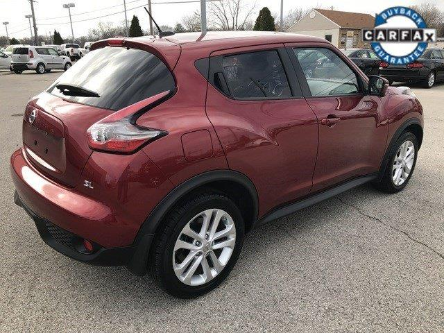 2015 Nissan JUKE for sale at OLYMPIC MOTOR CO in Florissant MO