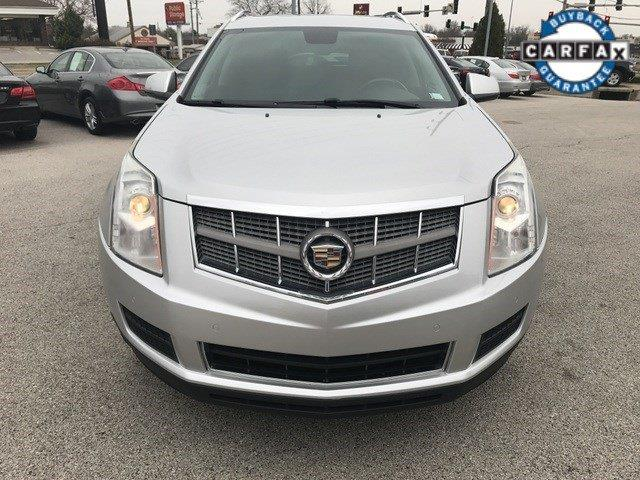 2010 Cadillac SRX for sale at OLYMPIC MOTOR CO in Florissant MO