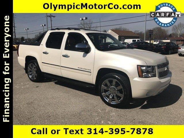 2011 Chevrolet Avalanche for sale at OLYMPIC MOTOR CO in Florissant MO