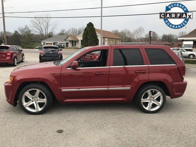 2006 Jeep Grand Cherokee for sale at OLYMPIC MOTOR CO in Florissant MO