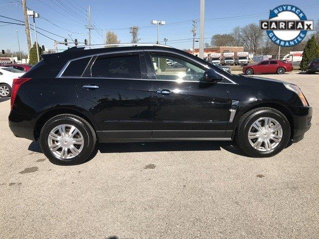 2011 Cadillac SRX for sale at OLYMPIC MOTOR CO in Florissant MO