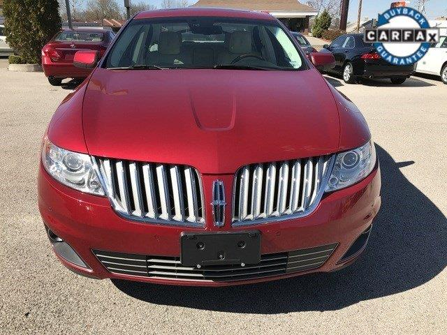 2010 Lincoln MKS for sale at OLYMPIC MOTOR CO in Florissant MO