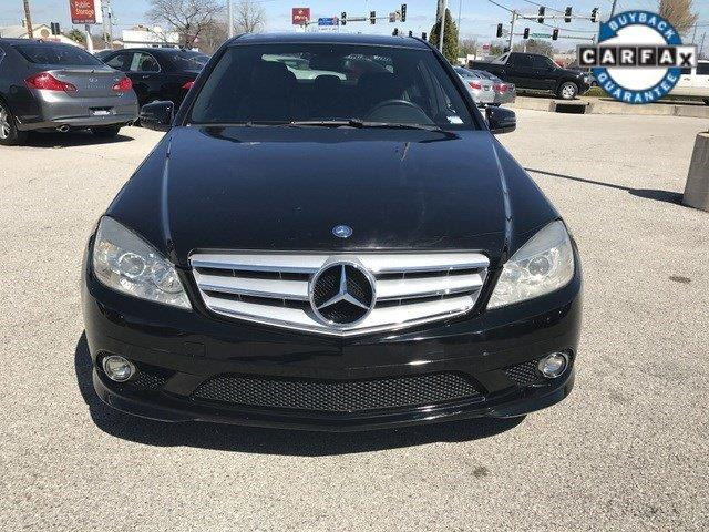 2010 Mercedes-Benz C-Class for sale at OLYMPIC MOTOR CO in Florissant MO
