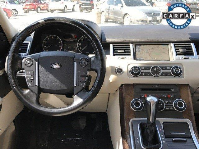 2010 Land Rover Range Rover Sport for sale at OLYMPIC MOTOR CO in Florissant MO