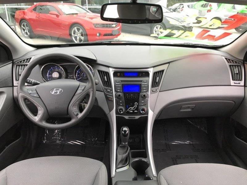2013 Hyundai Sonata for sale at OLYMPIC MOTOR CO in Florissant MO