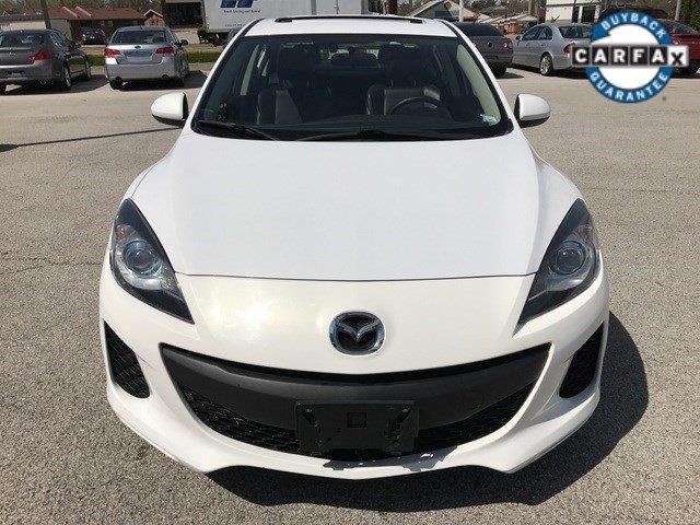 2012 Mazda MAZDA3 for sale at OLYMPIC MOTOR CO in Florissant MO
