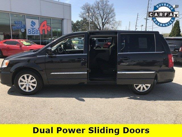 2014 Chrysler Town and Country for sale at OLYMPIC MOTOR CO in Florissant MO
