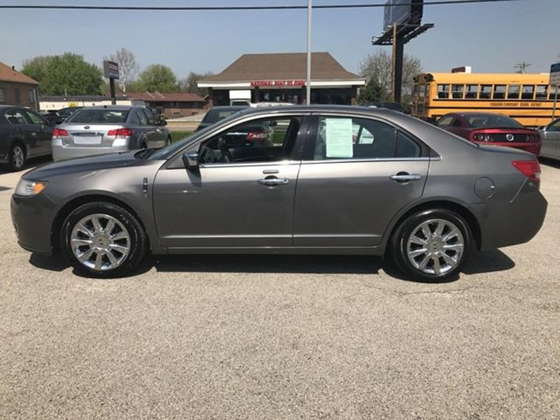 2010 Lincoln MKZ for sale at OLYMPIC MOTOR CO in Florissant MO