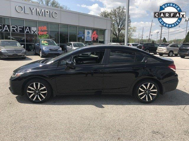 2014 Honda Civic for sale at OLYMPIC MOTOR CO in Florissant MO