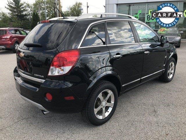 2012 Chevrolet Captiva Sport for sale at OLYMPIC MOTOR CO in Florissant MO