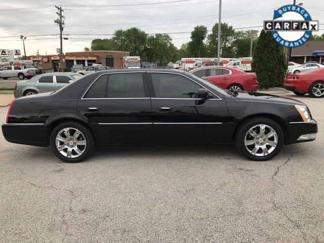 2010 Cadillac DTS for sale at OLYMPIC MOTOR CO in Florissant MO