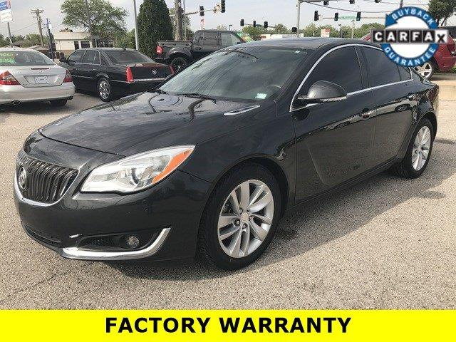 2014 Buick Regal for sale at OLYMPIC MOTOR CO in Florissant MO