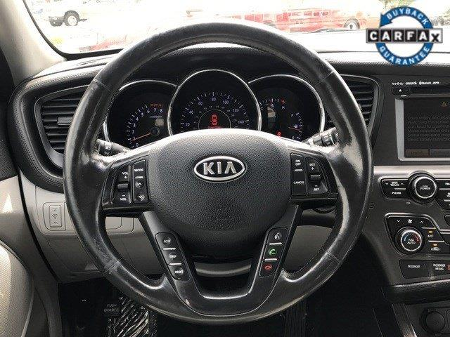 2012 Kia Optima for sale at OLYMPIC MOTOR CO in Florissant MO