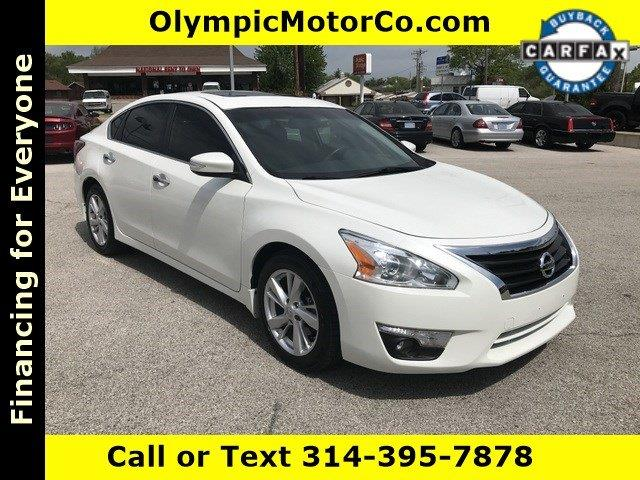 2014 Nissan Altima for sale at OLYMPIC MOTOR CO in Florissant MO