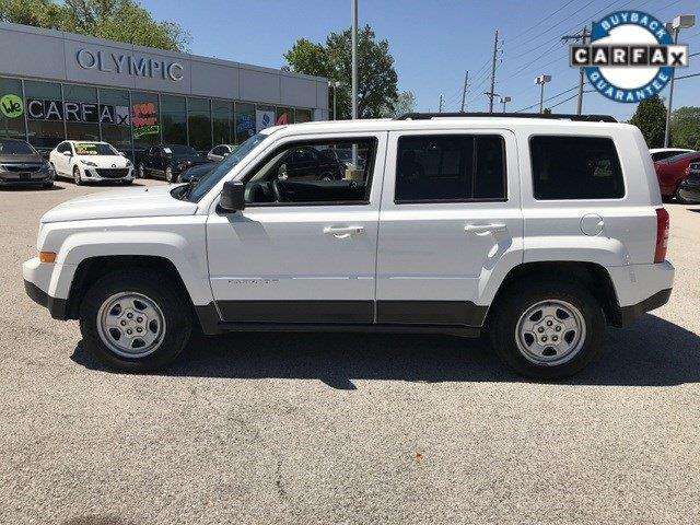 2014 Jeep Patriot for sale at OLYMPIC MOTOR CO in Florissant MO