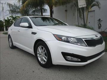 2012 Kia Optima for sale in Fort Lauderdale, FL