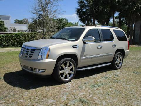 2010 Cadillac Escalade for sale in Fort Lauderdale, FL