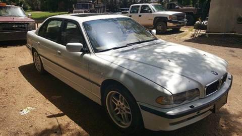 2001 BMW 7 Series for sale in Hazlehurst, MS