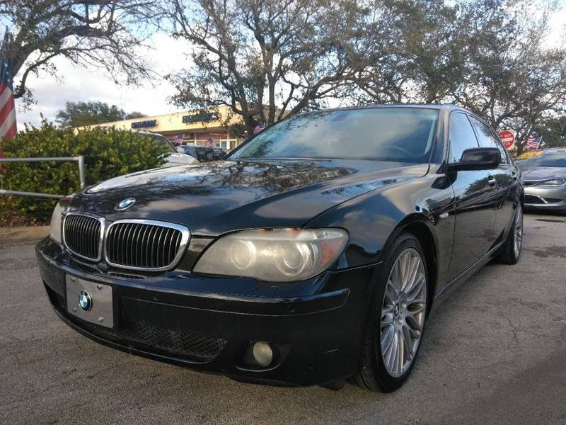 BMW Series For Sale CarGurus - 2009 bmw 745