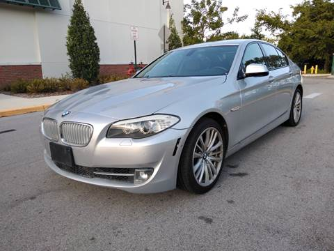 2011 BMW 5 Series 550i For Sale At Auto World USA Corp In Plantation FL