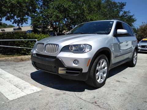 2009 BMW X5 For Sale At Auto World USA Corp In Plantation FL