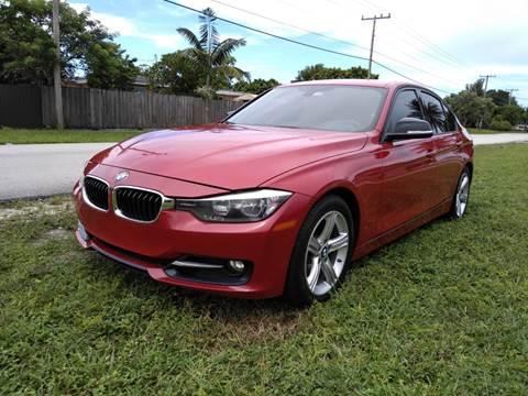 2012 BMW 3 Series for sale in Plantation, FL