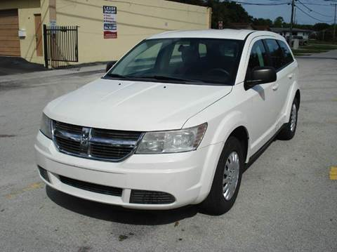 2009 Dodge Journey for sale at Auto World US Corp in Plantation FL