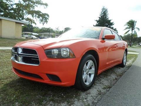 2011 Dodge Charger for sale at Auto World US Corp in Plantation FL