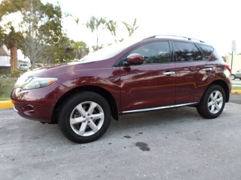 2009 Nissan Murano for sale in Plantation, FL