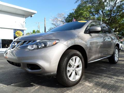2011 Nissan Murano for sale in Plantation, FL