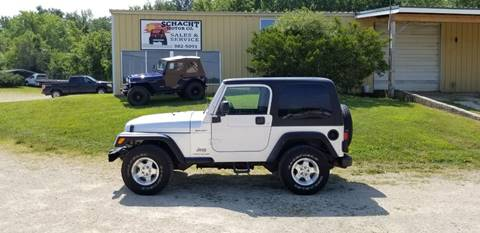 Wrangler For Sale >> Jeep Wrangler For Sale In Decorah Ia Schacht Motor Co
