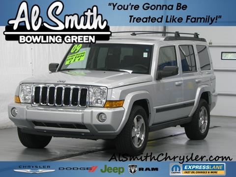 2009 Jeep Commander for sale in Bowling Green, OH