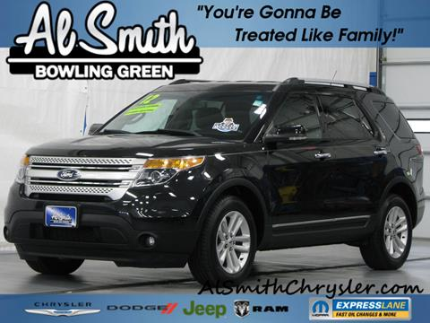 2012 Ford Explorer for sale in Bowling Green, OH