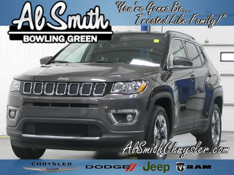 2018 Jeep Compass for sale in Bowling Green, OH
