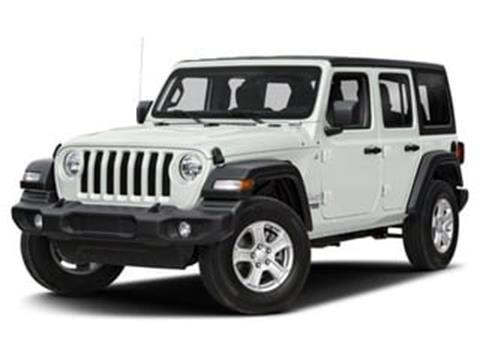 2019 Jeep Wrangler Unlimited for sale in Bowling Green, OH
