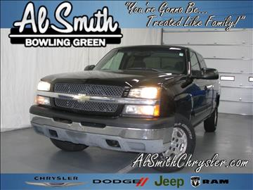 2004 Chevrolet Silverado 1500 for sale in Bowling Green, OH