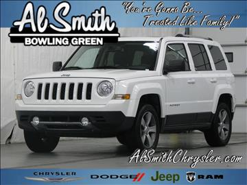 2017 Jeep Patriot for sale in Bowling Green, OH