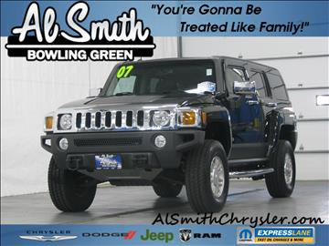 2007 HUMMER H3 for sale in Bowling Green, OH