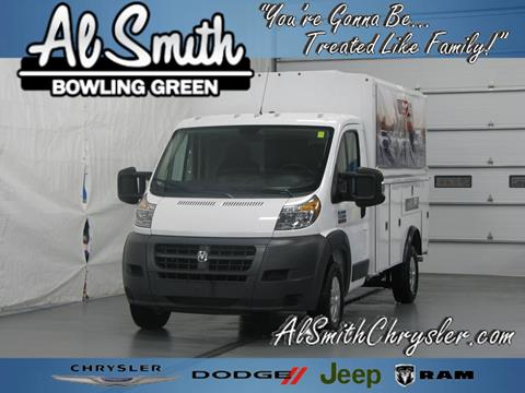 2017 RAM ProMaster Cutaway Chassis for sale in Bowling Green, OH