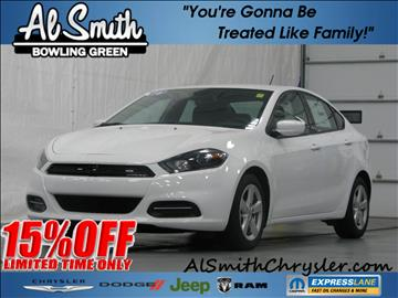 2016 Dodge Dart for sale in Bowling Green, OH