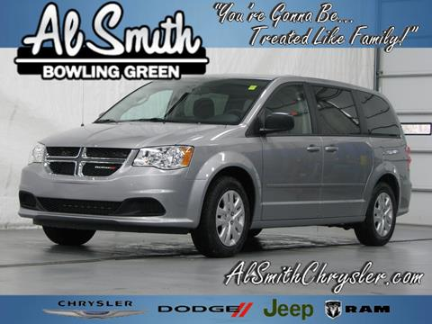2017 Dodge Grand Caravan for sale in Bowling Green, OH