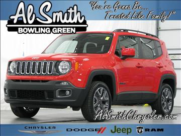 2017 Jeep Renegade for sale in Bowling Green, OH