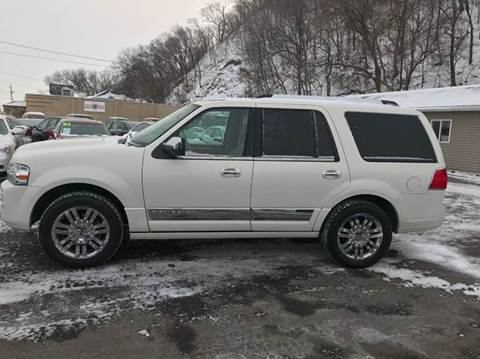 2007 Lincoln Navigator for sale at Iowa Auto Sales, Inc in Sioux City IA