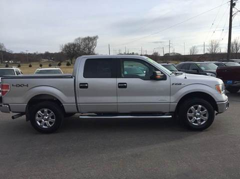 2014 Ford F-150 for sale at Iowa Auto Sales, Inc in Sioux City IA
