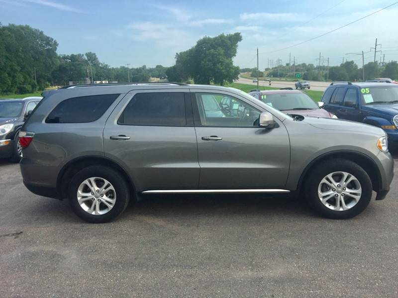 2011 Dodge Durango for sale at Iowa Auto Sales, Inc in Sioux City IA
