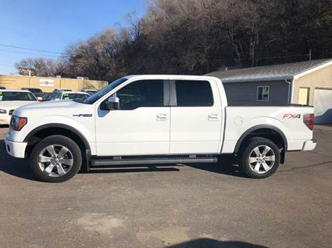 2012 Ford F-150 for sale at Iowa Auto Sales, Inc in Sioux City IA