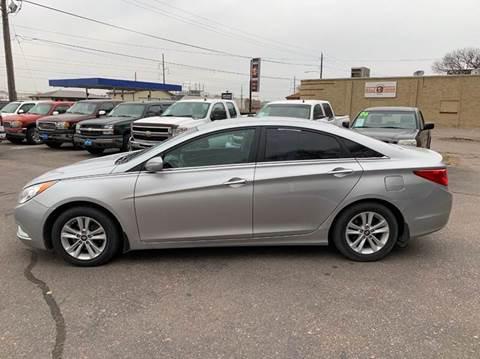 2013 Hyundai Sonata for sale at Iowa Auto Sales, Inc in Sioux City IA