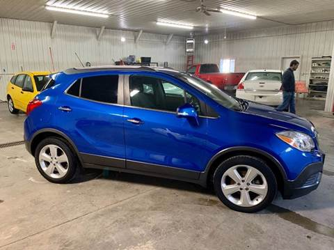2015 Buick Encore for sale at Iowa Auto Sales, Inc in Sioux City IA