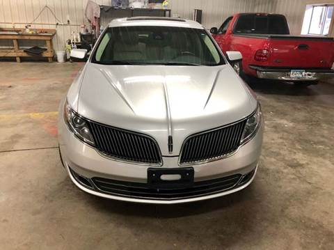 2014 Lincoln MKS for sale at Iowa Auto Sales, Inc in Sioux City IA