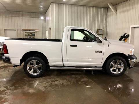 2013 RAM Ram Pickup 1500 for sale at Iowa Auto Sales, Inc in Sioux City IA